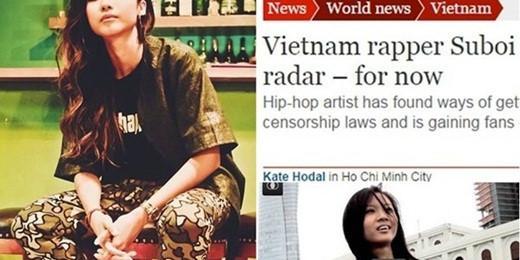 Sau gần 1 thập kỷ nỗ lực, hình ảnh nghệ sĩ Việt trên báo nước ngoài đã thay đổi đáng ngưỡng mộ-9