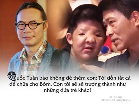 Đạo diễn Trần Lực nói về ông bạn già Quốc Tuấn: Tính cha này thế, chả bao giờ kêu ca-1