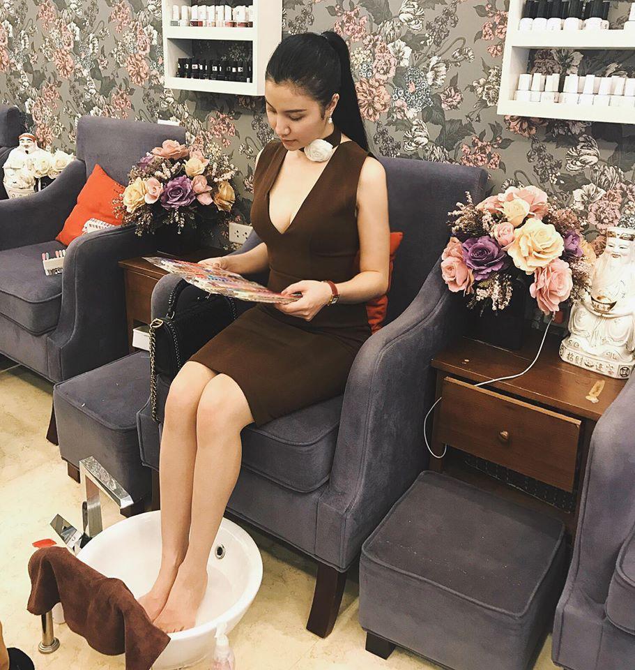 Hot girl - hot boy Việt 26/9: Huyền Baby khẳng định mình là mẹ bỉm sữa chính hiệu-8