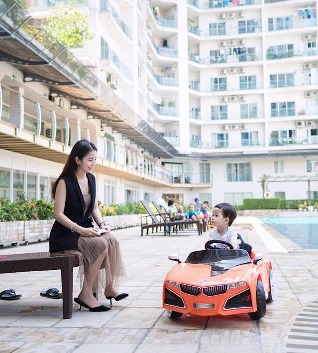Hot girl - hot boy Việt 26/9: Huyền Baby khẳng định mình là mẹ bỉm sữa chính hiệu-9