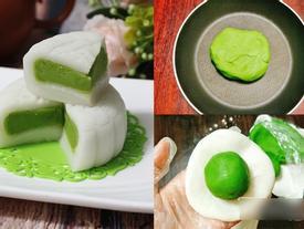 Cách làm bánh trung thu dẻo nhân trà xanh ngon chuẩn vị