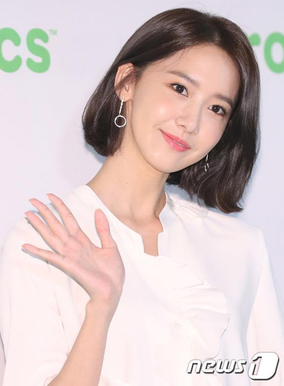 Yoona xén tóc nhưng vẫn giữ phong độ đỉnh cao nữ thần-1