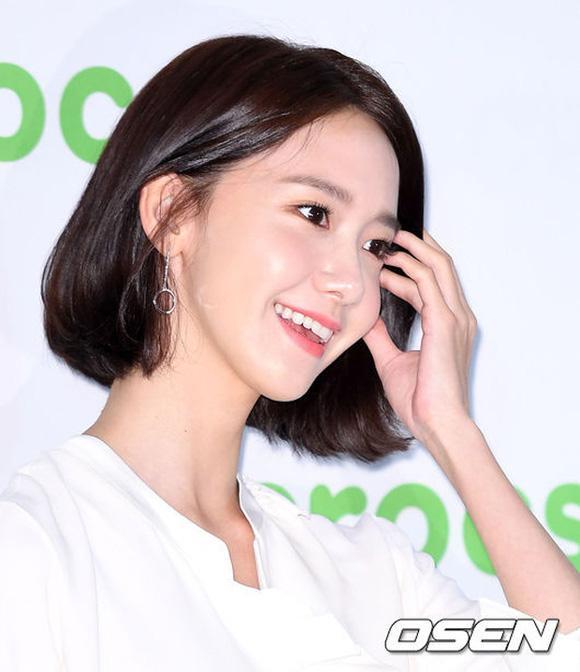 Yoona xén tóc nhưng vẫn giữ phong độ đỉnh cao nữ thần-4