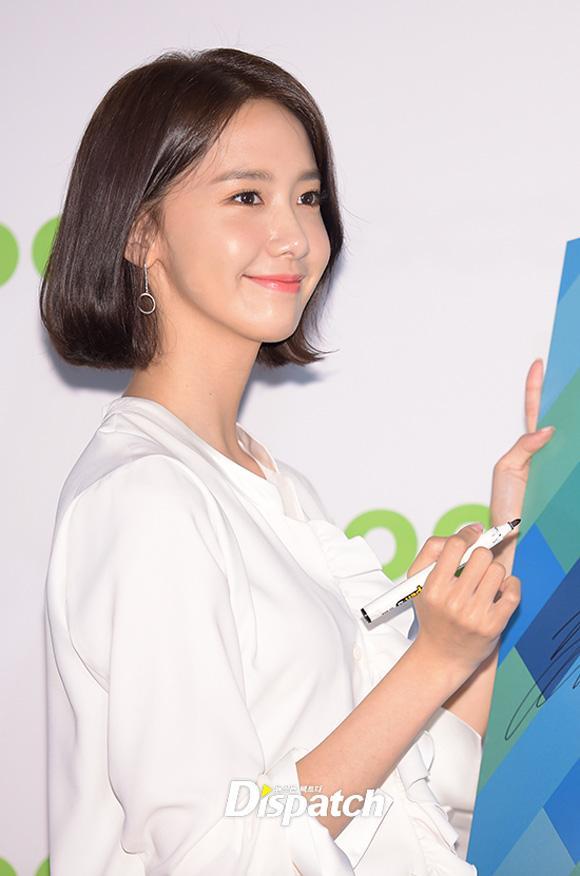 Yoona xén tóc nhưng vẫn giữ phong độ đỉnh cao nữ thần-5