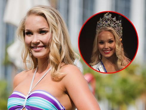 Bị chủ tịch Miss Grand chê béo, mỹ nhân Iceland 'trả thù' quá đỗi ngọt ngào