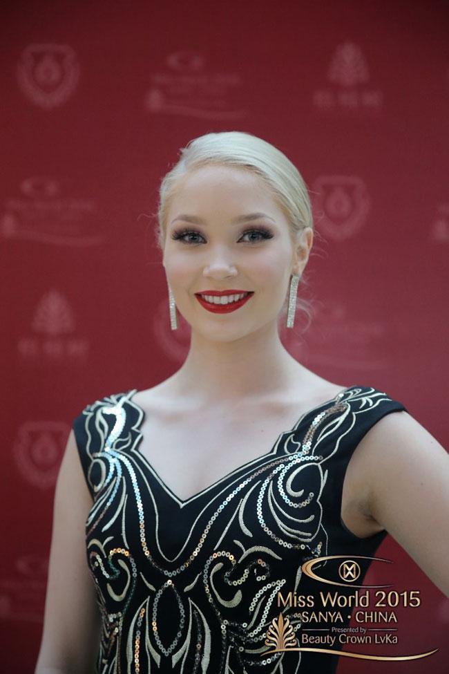 Bị chủ tịch Miss Grand chê béo, mỹ nhân Iceland trả thù quá đỗi ngọt ngào-3