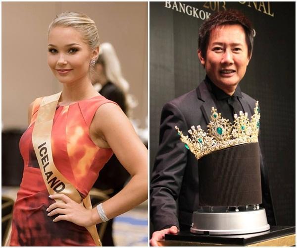Bị chủ tịch Miss Grand chê béo, mỹ nhân Iceland trả thù quá đỗi ngọt ngào-6