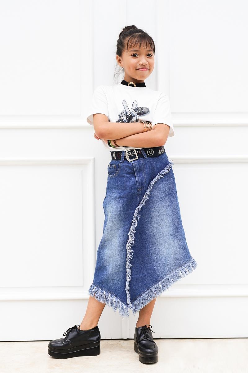 Cô bé hát lô tô Khả Vy lần đầu chia sẻ về khả năng kiếm tiền từ khi mới 5 tuổi-2