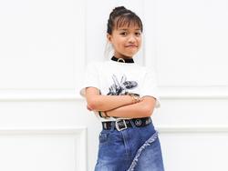 'Cô bé hát lô tô' Khả Vy lần đầu chia sẻ về khả năng kiếm tiền từ khi mới 5 tuổi