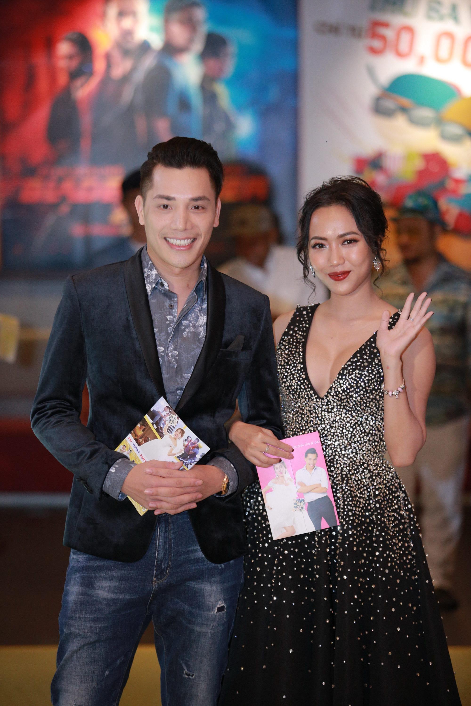 Gái ế Diệu Nhi khoe vòng một gợi cảm tại buổi ra mắt phim Ngày mai Mai cưới-6