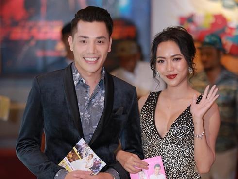 'Gái ế' Diệu Nhi khoe vòng một gợi cảm tại buổi ra mắt phim 'Ngày mai Mai cưới'