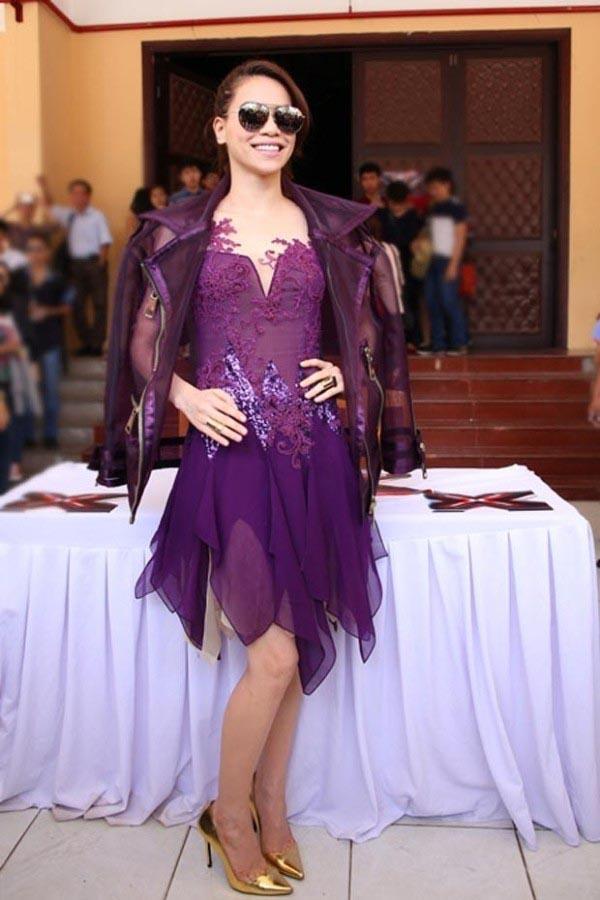 Những bộ váy không muốn nhìn lại lần 2 của Hồ Ngọc Hà, Kỳ Duyên, Angela Phương Trinh-3