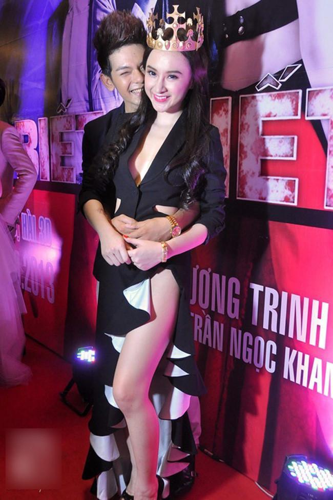 Những bộ váy không muốn nhìn lại lần 2 của Hồ Ngọc Hà, Kỳ Duyên, Angela Phương Trinh-5
