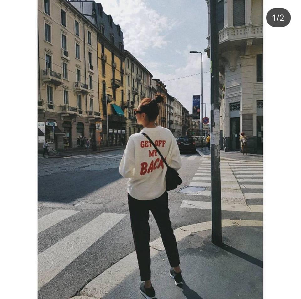 Ngọc Trinh hồi teen với màu hường - Hạ Vi sexy nhất tuần khi diện street style xuyên thấu-9