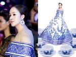Những chiếc váy dị biệt làm nên tên tuổi mỹ nhân Việt-15