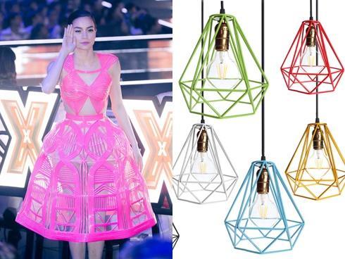 Những chiếc váy dị biệt làm nên tên tuổi mỹ nhân Việt-10