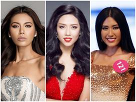 Loạn thông tin dàn mỹ nhân đại diện Việt Nam dự thi Hoa hậu Hoàn vũ Thế giới 2017