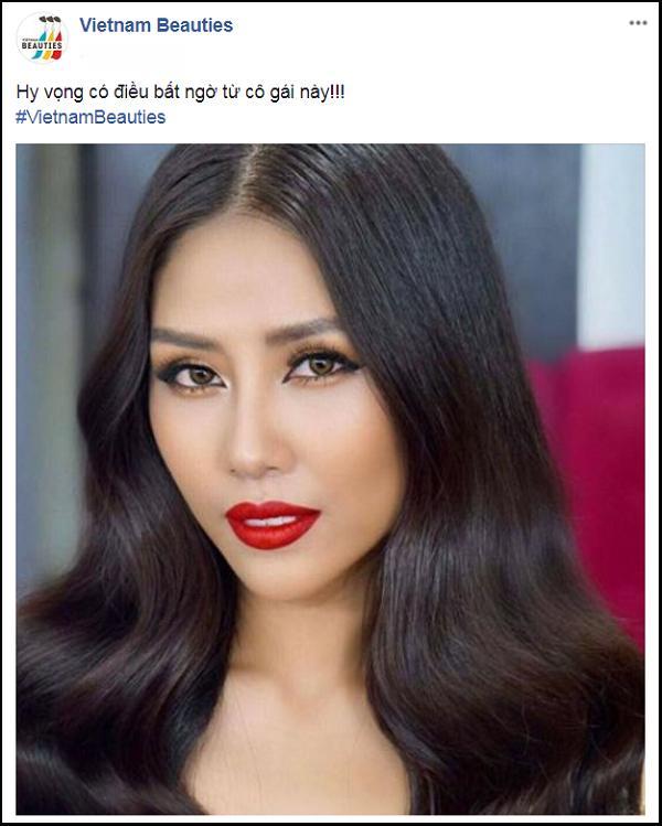 Loạn thông tin dàn mỹ nhân đại diện Việt Nam dự thi Hoa hậu Hoàn vũ Thế giới 2017-1