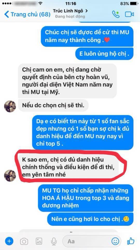 Loạn thông tin dàn mỹ nhân đại diện Việt Nam dự thi Hoa hậu Hoàn vũ Thế giới 2017-5