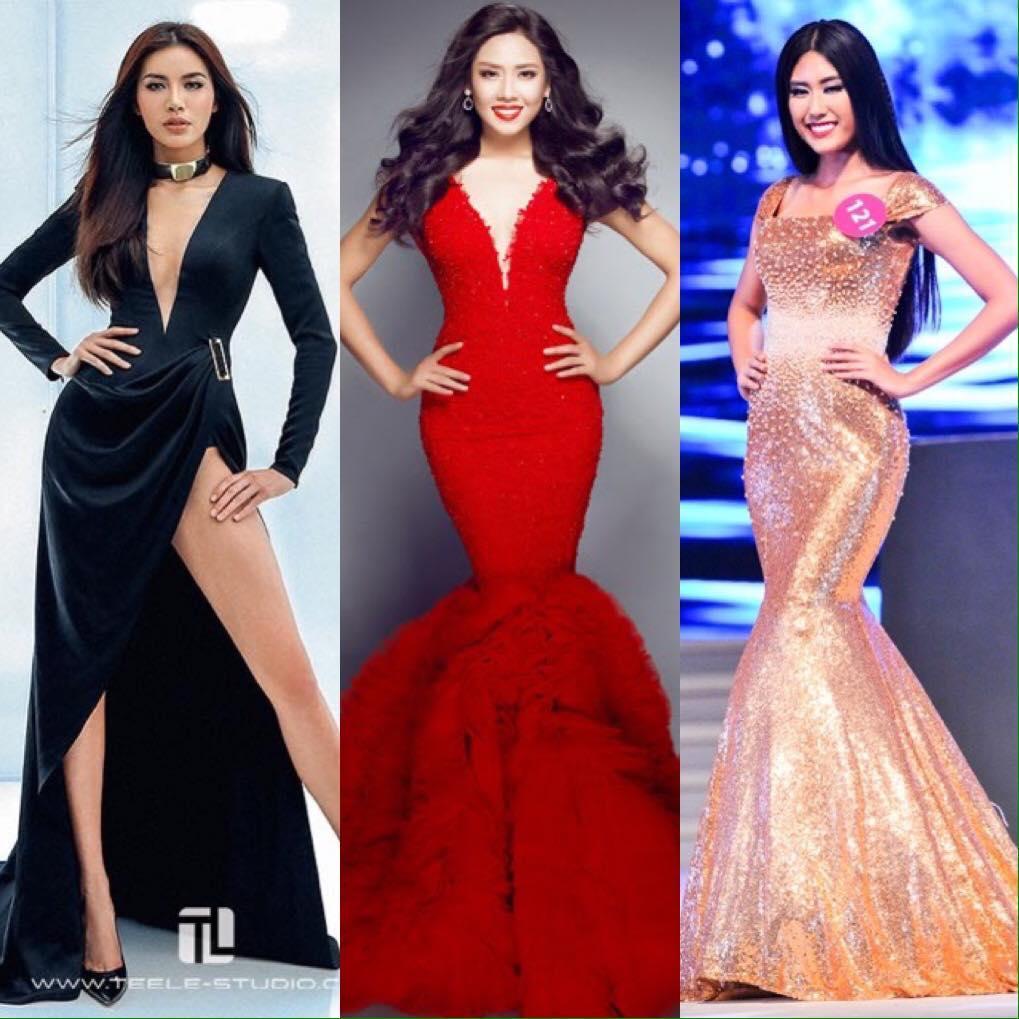 Loạn thông tin dàn mỹ nhân đại diện Việt Nam dự thi Hoa hậu Hoàn vũ Thế giới 2017-8