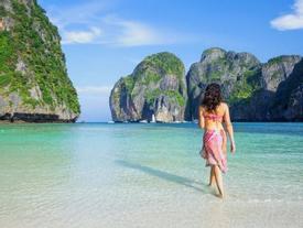 Tiết lộ bí quyết để có những bức ảnh đẹp xuất thần trên bãi biển