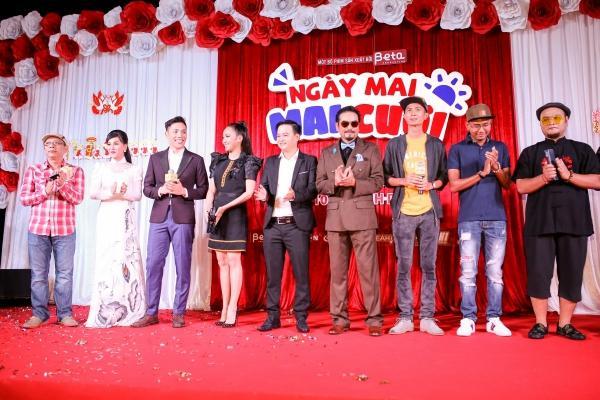 Dàn sao Việt đội mưa đến mừng đám cưới của Diệu Nhi-13