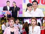 Dàn sao Việt đội mưa đến mừng 'đám cưới' của Diệu Nhi