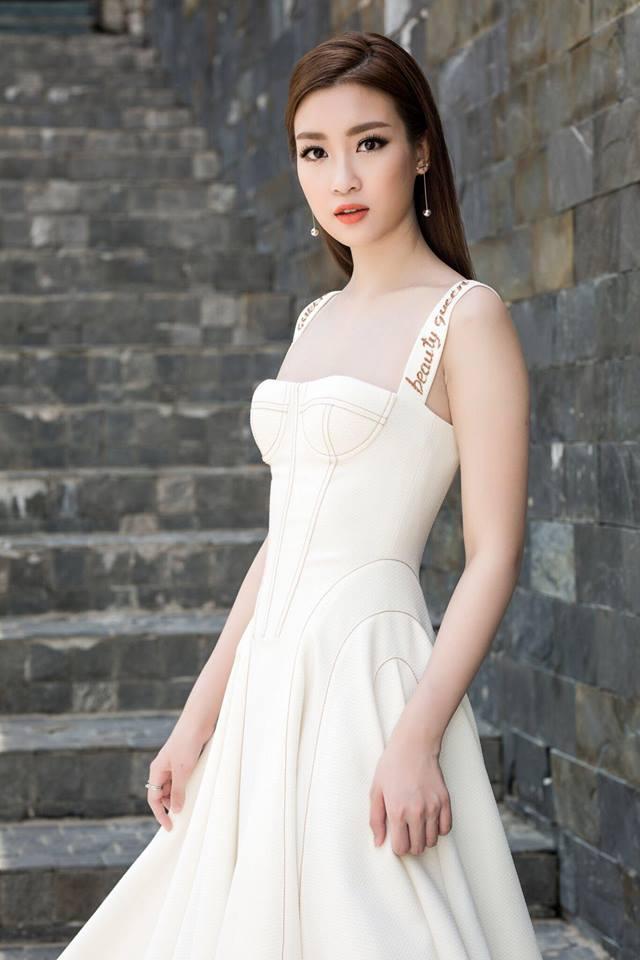 Vòng 1 như Hoa hậu Thu Thảo, Mỹ Linh thì nên tránh thật xa kiểu váy này!-3