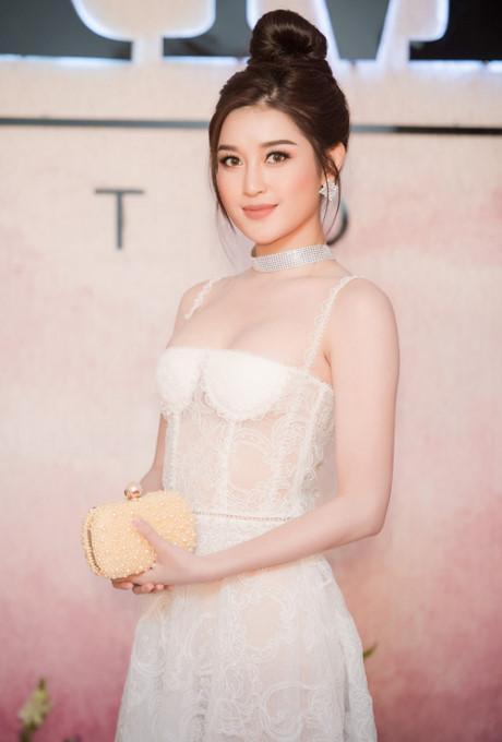 Vòng 1 như Hoa hậu Thu Thảo, Mỹ Linh thì nên tránh thật xa kiểu váy này!-4