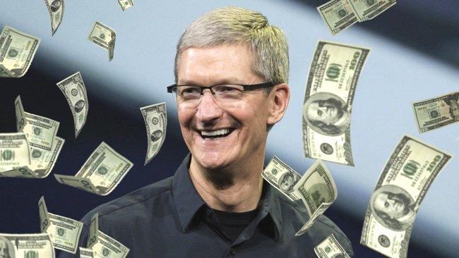 Apple là thương hiệu đắt giá nhất hành tinh, trị giá 184 tỷ đô la Mỹ-1