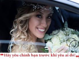 Cô gái kết hôn với... chính mình: 'Bạn vẫn có thể là công chúa mà không cần hoàng tử'