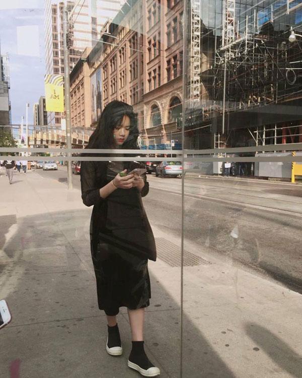 Sở hữu vẻ đẹp ulzzang, nữ du học sinh Việt luôn bị nhầm là gái Hàn Quốc-3