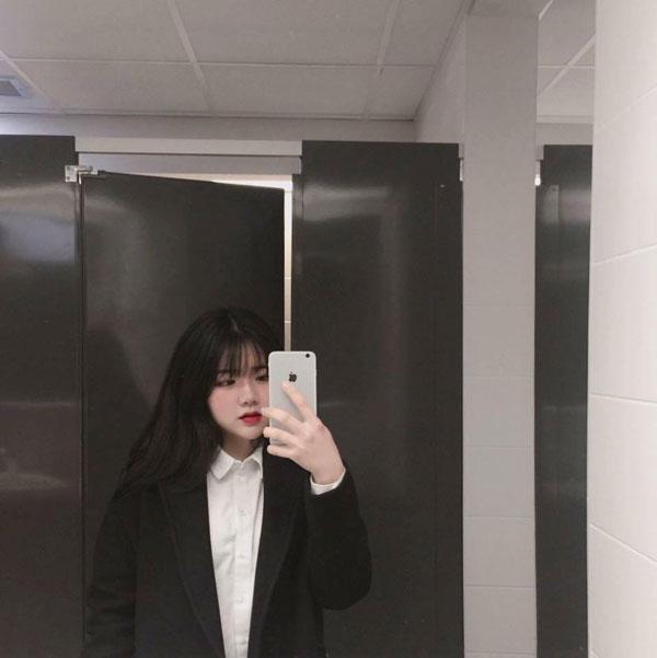 Sở hữu vẻ đẹp ulzzang, nữ du học sinh Việt luôn bị nhầm là gái Hàn Quốc-6