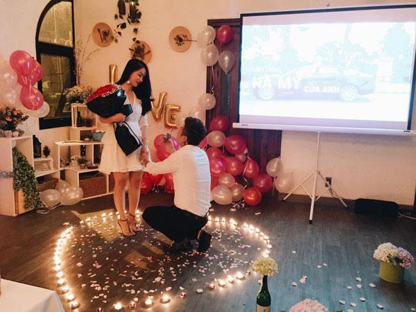 Tưởng tổ chức sinh nhật, hóa ra là màn cầu hôn lãng mạn ai xem cũng thích mê-3