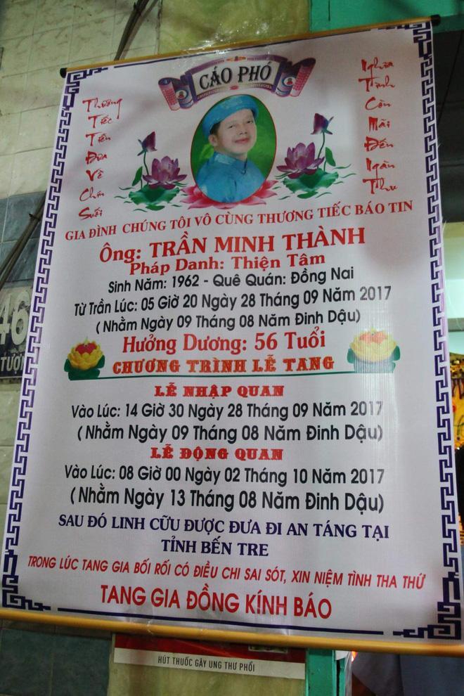 Sao Việt đau xót đến viếng nghệ sĩ Khánh Nam, con gái nuôi khóc nức nở thương cha-2