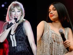 Ở 1 BXH Billboard khác, Charlie Puth mới là quán quân đè bẹp cả Taylor Swift lẫn Cardi B