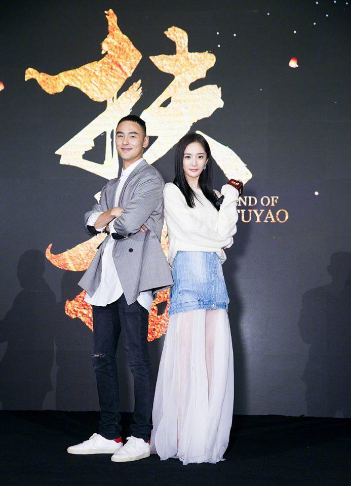 Sau scandal cướp vai, Dương Mịch khoe vẻ đẹp xuất sắc bên cạnh Ảnh đế Kim Mã-9