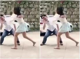 Clip hài: Cái kết tê tái cho các cô gái 'hám trai'