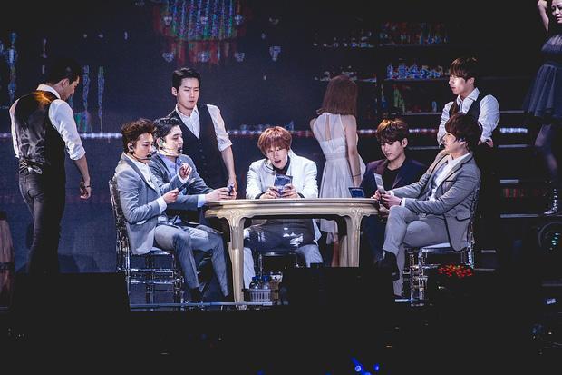 Super Junior công bố Super Show 7 và album mới