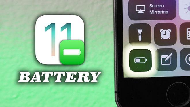 Khắc phục vấn đề hao pin trên iPhone khi cập nhật lên iOS 11-3