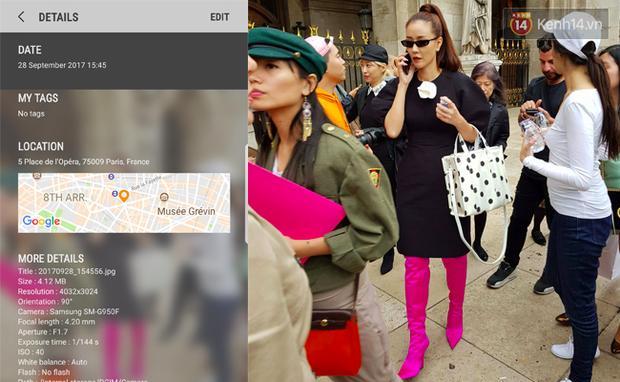 Nghi vấn Maya khoe ảnh dự show Balmain tại Paris Fashion Week, nhưng chỉ là đến chụp ảnh rồi đi về-13