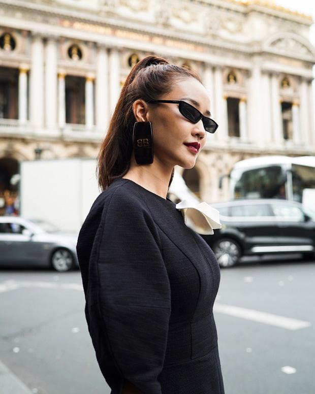 Nghi vấn Maya khoe ảnh dự show Balmain tại Paris Fashion Week, nhưng chỉ là đến chụp ảnh rồi đi về-1