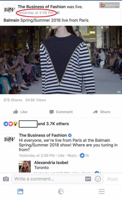 Nghi vấn Maya khoe ảnh dự show Balmain tại Paris Fashion Week, nhưng chỉ là đến chụp ảnh rồi đi về-7