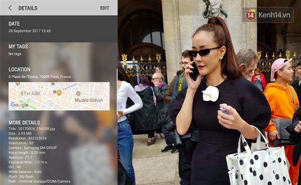 Nghi vấn Maya khoe ảnh dự show Balmain tại Paris Fashion Week, nhưng chỉ là đến chụp ảnh rồi đi về-12