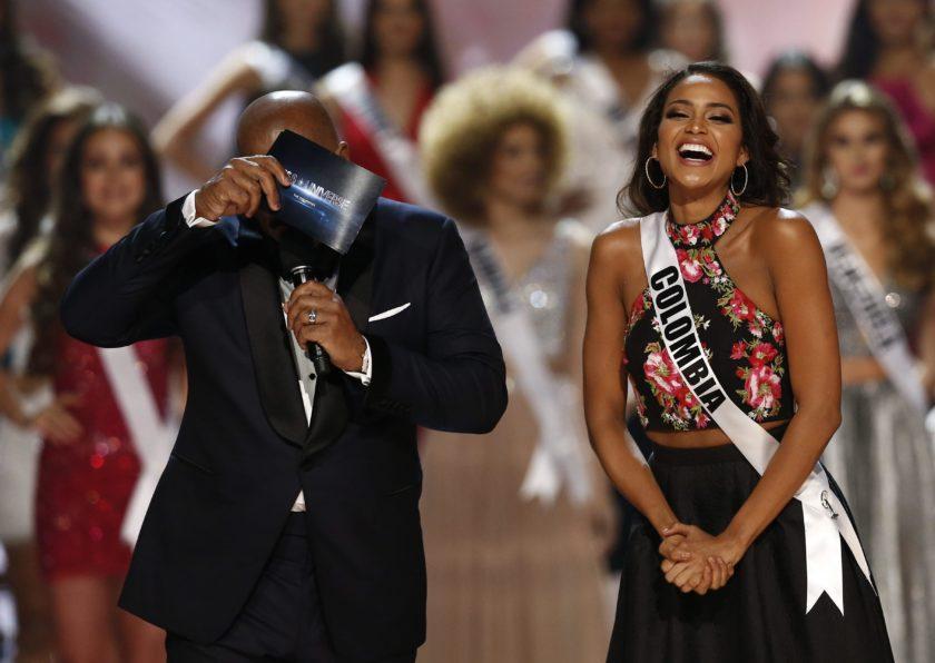 Thảm họa MC Steve Harvey tiếp tục cầm trịch Hoa hậu Hoàn vũ Thế giới 2017-3
