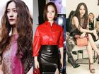 Thở dài trước mái tóc ngắn lộ trán bướng, fan tiếc nuối nhớ thương 'nữ thần tóc xoăn' Krystal