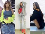 Biểu tượng thời trang CL - HuynA diện style 'cái bang' phá cách nhất street style Hàn tuần qua