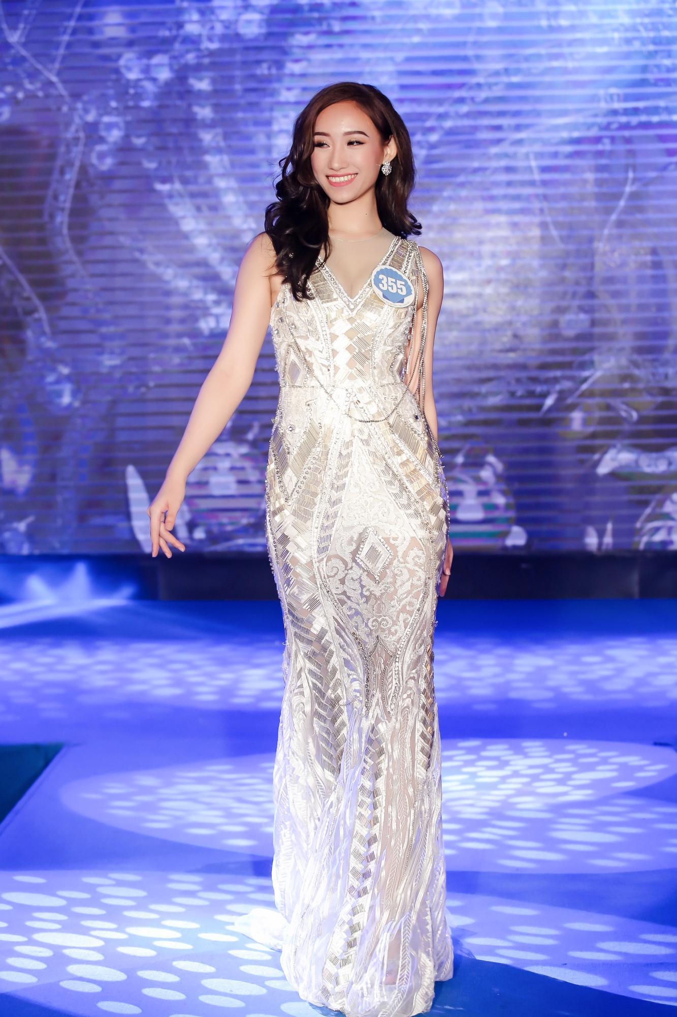 Con gái quả bom sex Việt Kiều Trinh vào chung kết Hoa hậu Đại Dương 2017-6