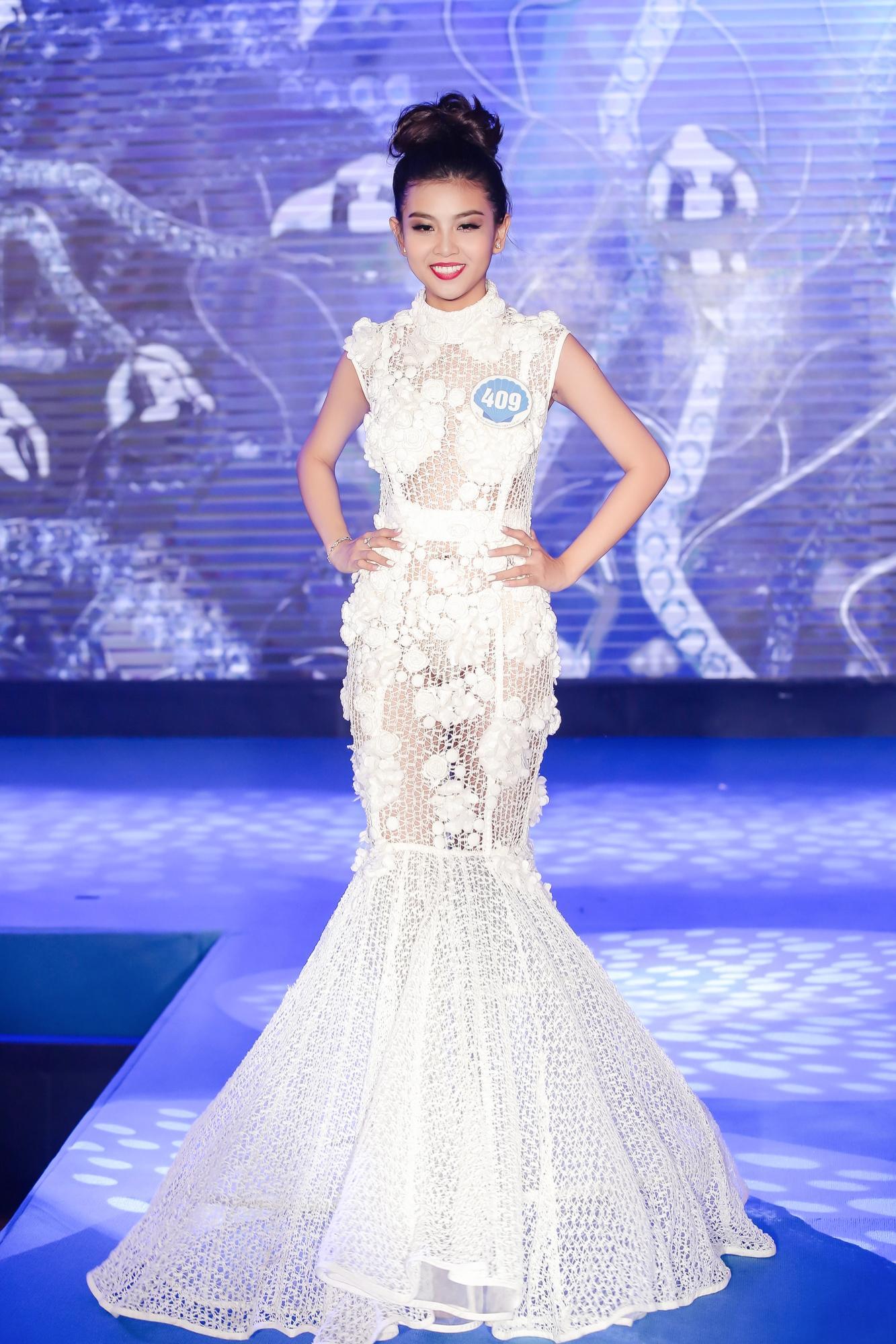 Con gái quả bom sex Việt Kiều Trinh vào chung kết Hoa hậu Đại Dương 2017-9