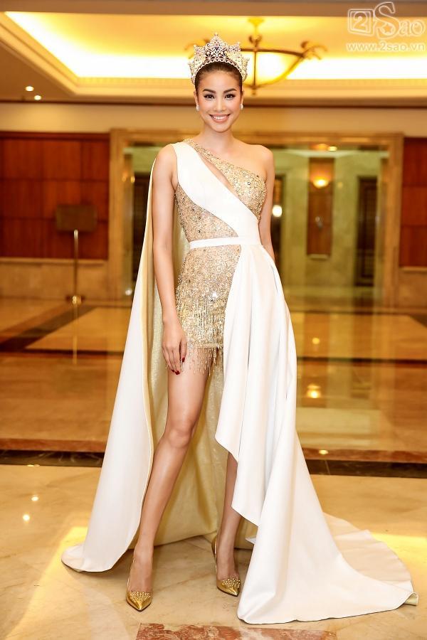 Có tên trong danh sách top 70 Hoa hậu Hoàn vũ, Mai Ngô không đến cũng không nói lý do-1